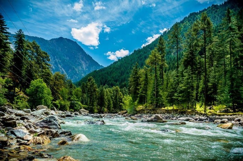 Himalayan hill station tour packages in India