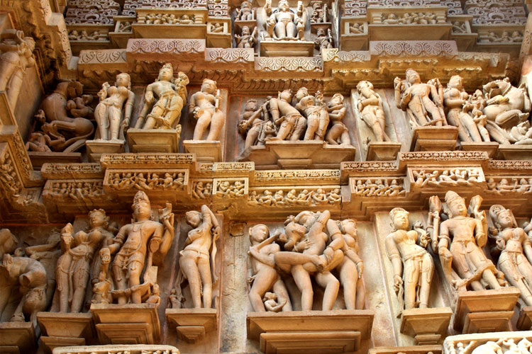 Khajuraho Group Monuments