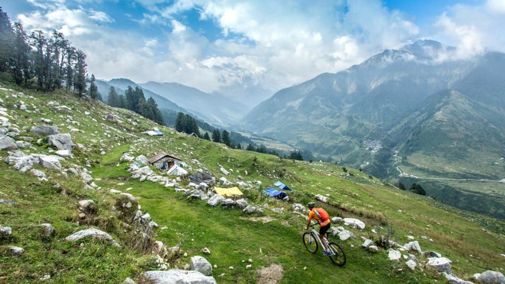 Bir Billing Valley : Adventure Nirvana of India