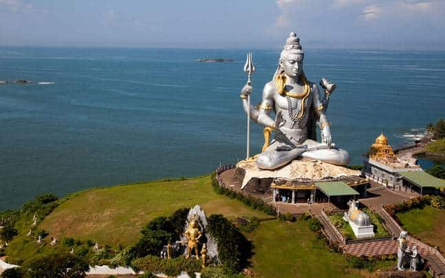 Famous Lord shiva temple in India
