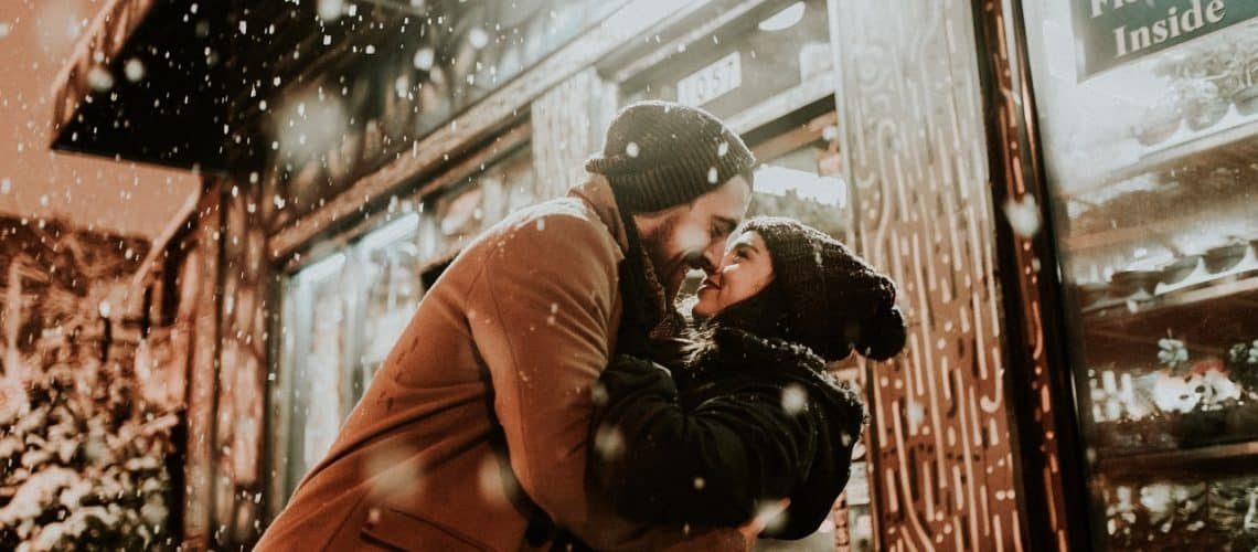 Best winter destination for love couples