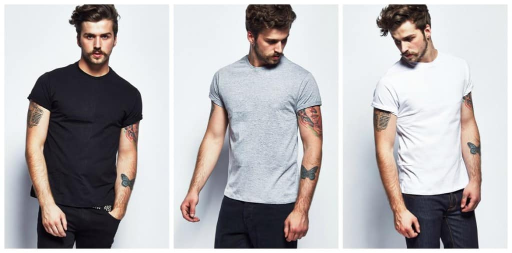 buy Men's Branded T Shirts Online