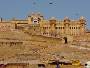 Classical Forts and Palaces.