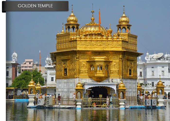 Indian Pilgrimage - Golden Temple