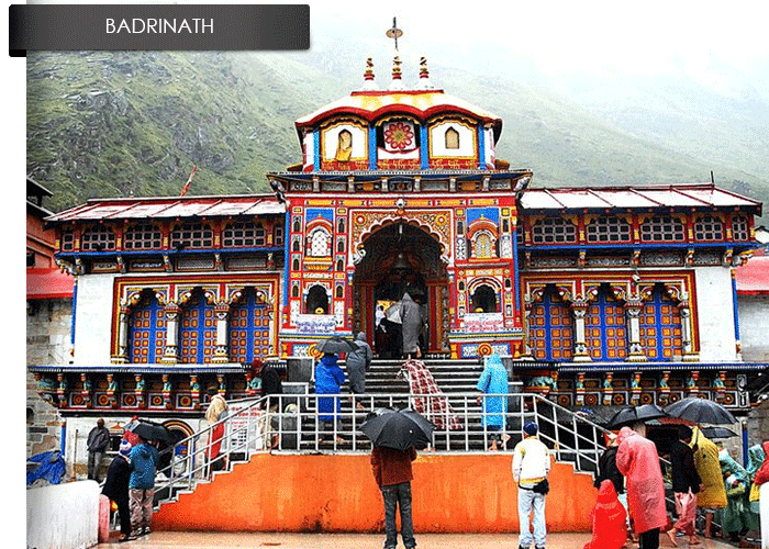 Indian Pilgrimage - Badrinath