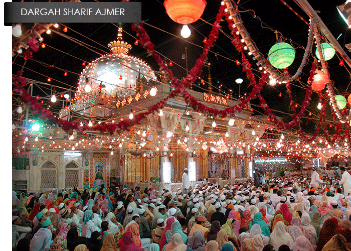 Indian Pilgrimage - Dargah Sharif Ajmer