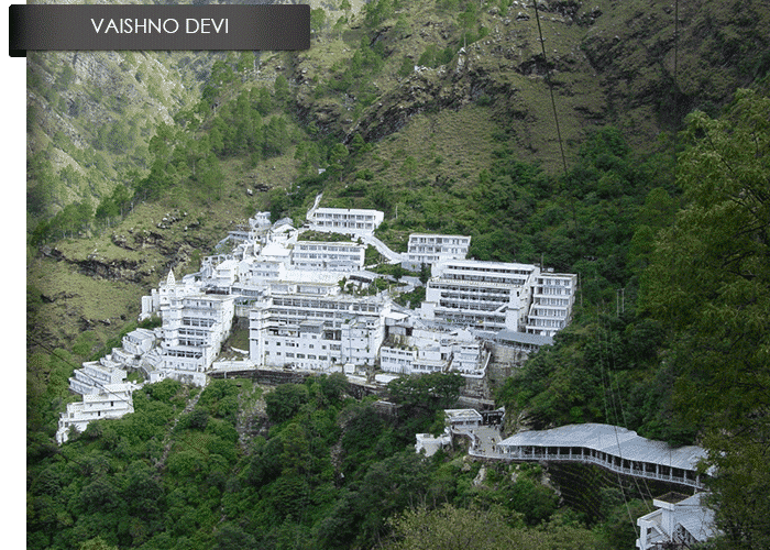 Indian Pilgrimage - Vaishno Devi