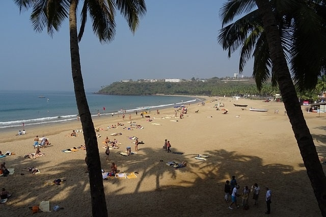 beauty of Goa