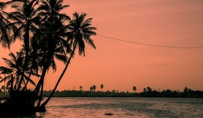 luxurious Kerala honeymoon packages