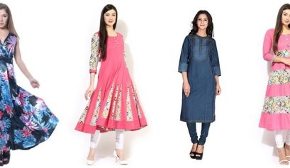 How to Select a Kurti for a Particular Event and their Types